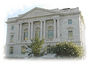 The Federal Courthouse in Columbus, GA
